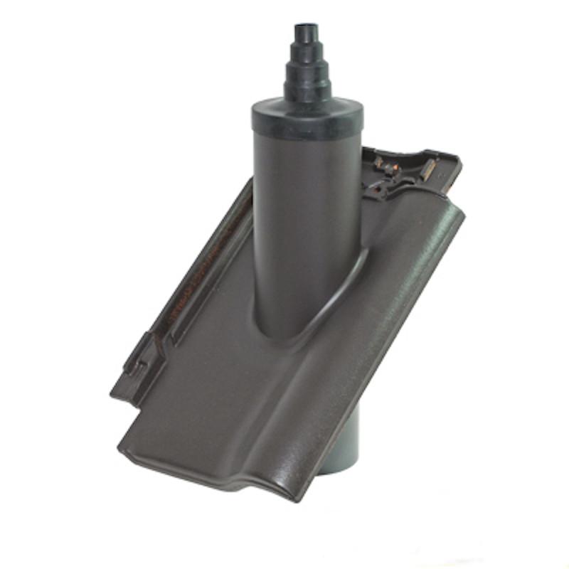 Fleck PVC Solardurchgang 50//70 mm für Jacobi Z5