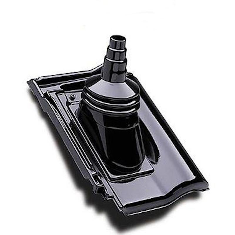 KT2 Fleck Sanitärlüfter PVC DN 100 für Koramic Alegra 10